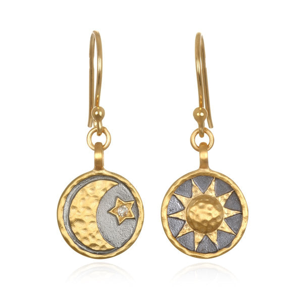 Ethereal Balance Earrings EG010-SM