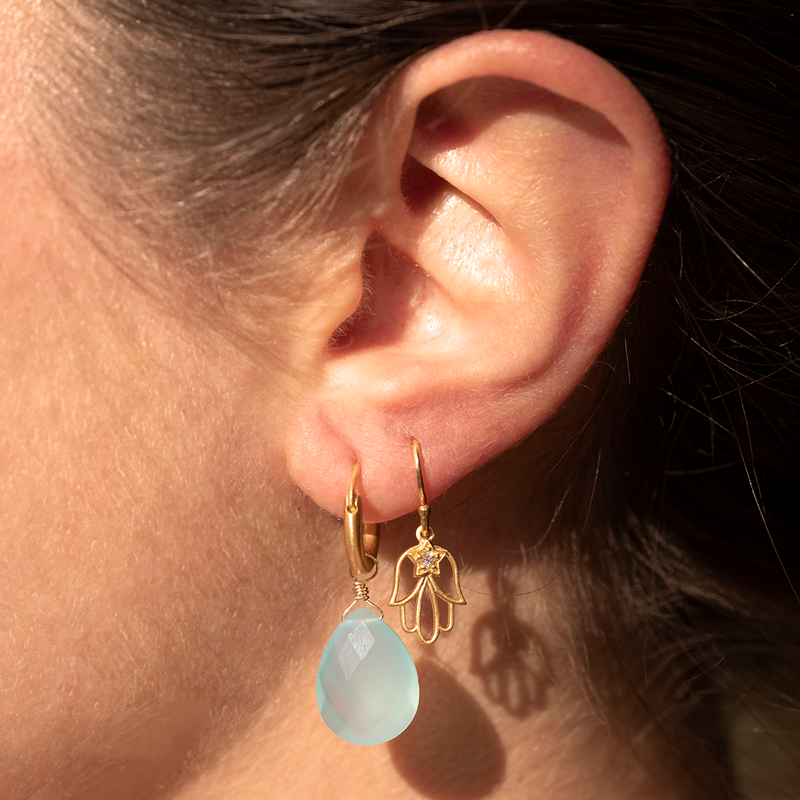 Radiate Positivity Earrings EG048