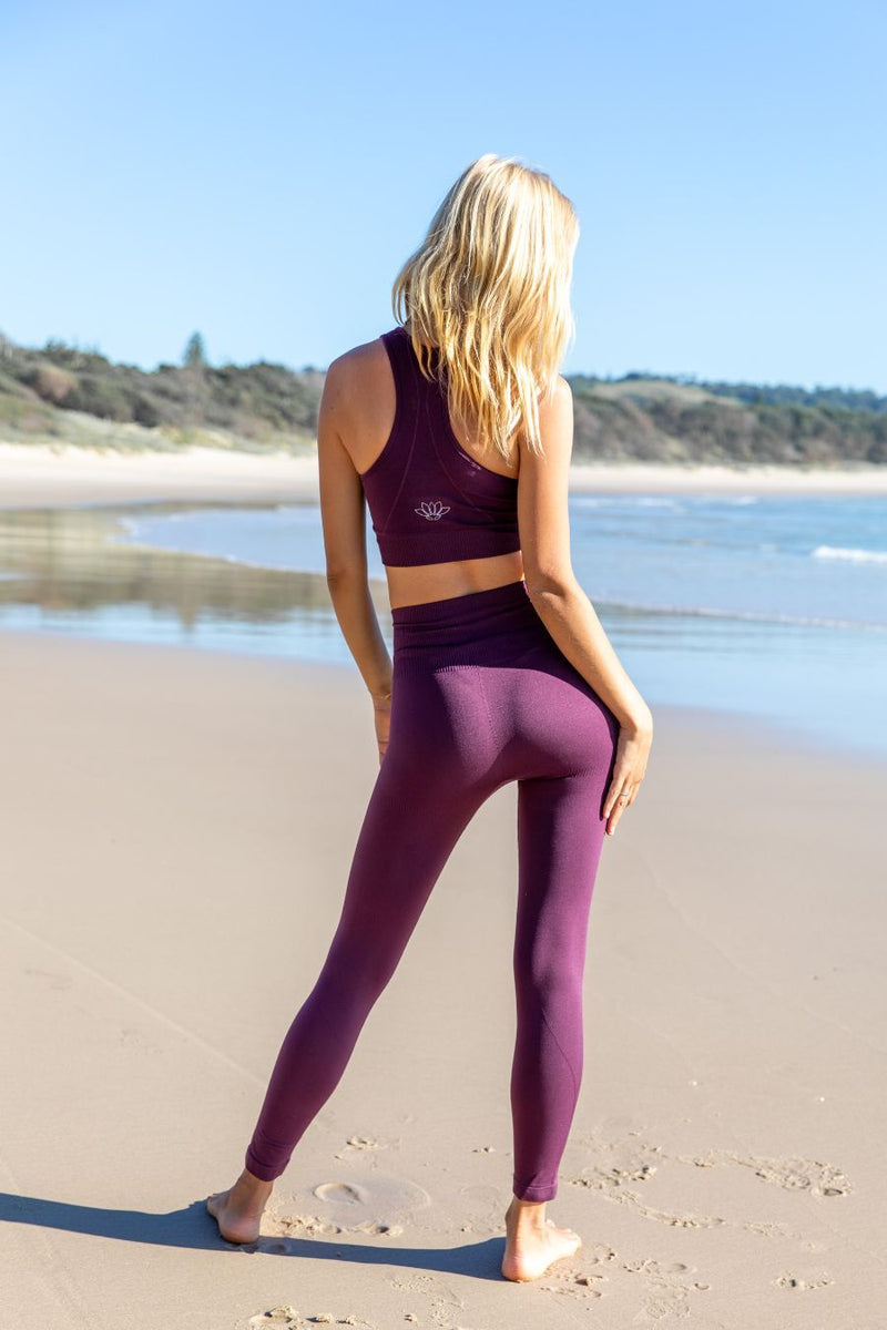 Seamless Leggings Satu