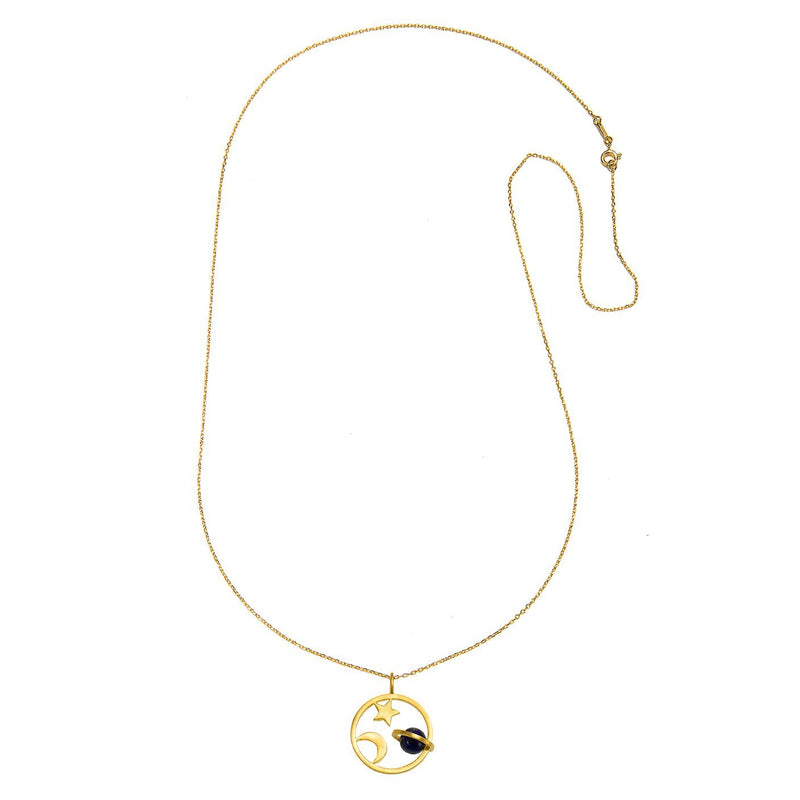 Innate Knowing Necklace NG04-84-L30