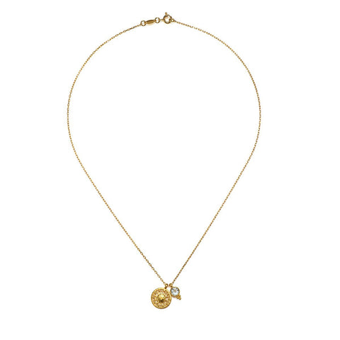 Radiate Love Necklace NG66-09-L18