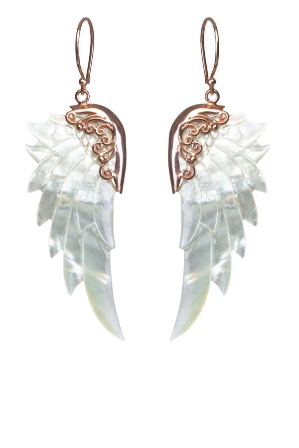 Purist Wings Large Rose Gold