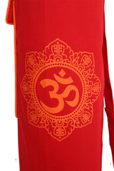 Yoga Mat Bag Red Shiva Mandala