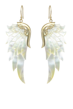 Purist Wings Gold Small