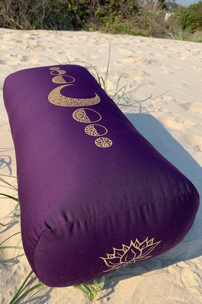 Rectangle Bolster Luna Phases