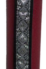 Carry Strap Exotic Silver/Black