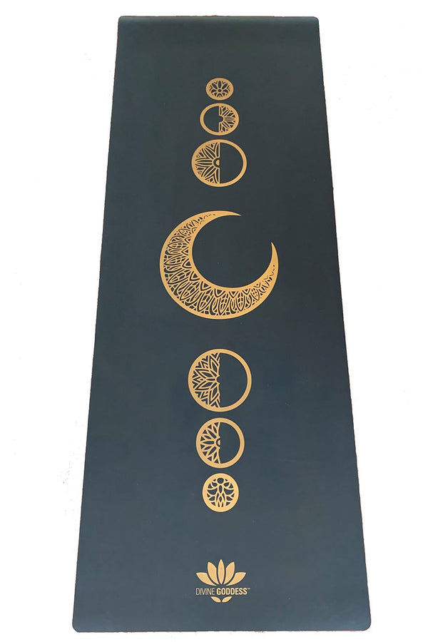 Golden Luna Yoga Mat 5mm
