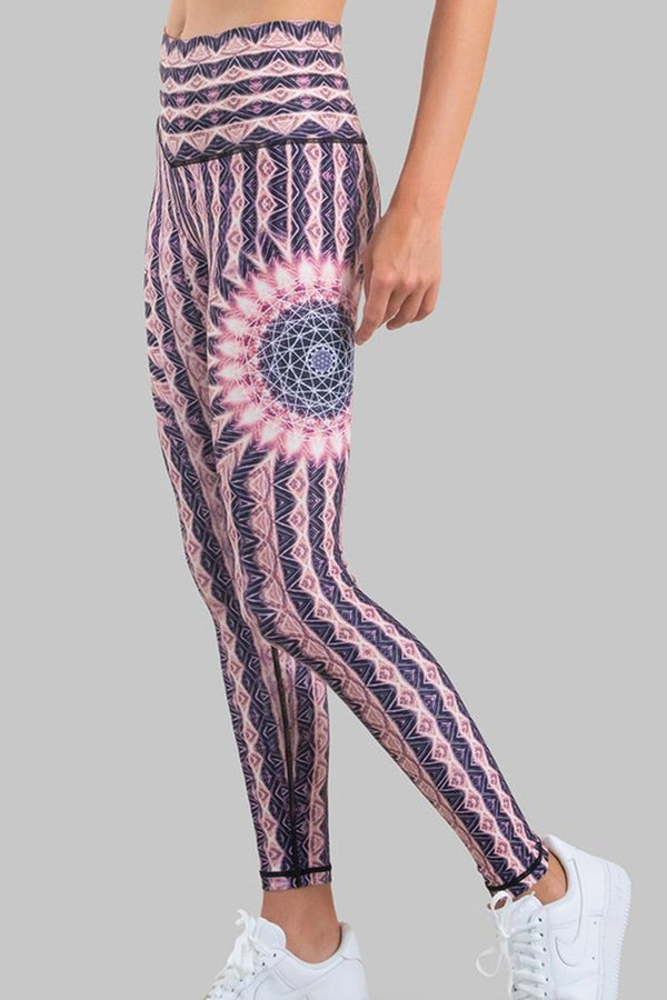 Heliocentric Recycled Plastic Leggings Wolven
