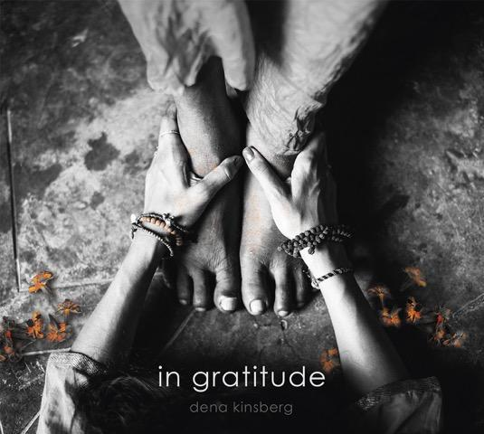 In Gratitude Dena Kingsberg CD