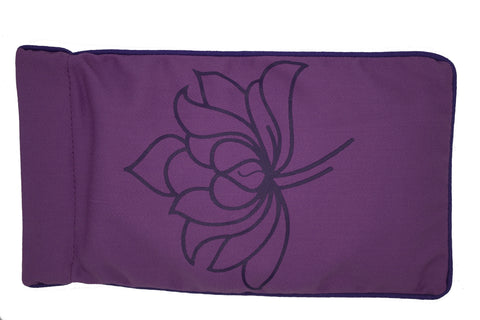 Eye Pillow Lilac Lotus 2 Purple