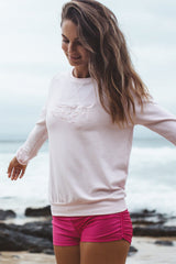 Love Sweater Pastel Bliss Tri14