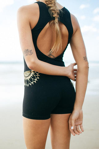 Matahari Playsuit Short