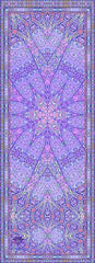 Yoga Towel Starburst Lilac