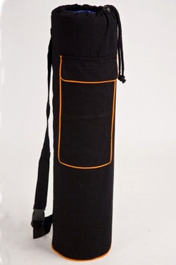 Yoga Mat Bag Black
