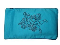 Eye Pillow Aqua Ganesha Navy