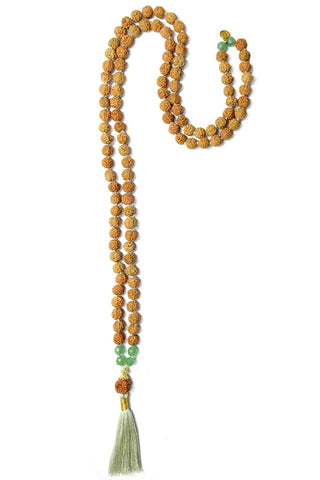 MT Yogi 05 Green Aventurine Facet