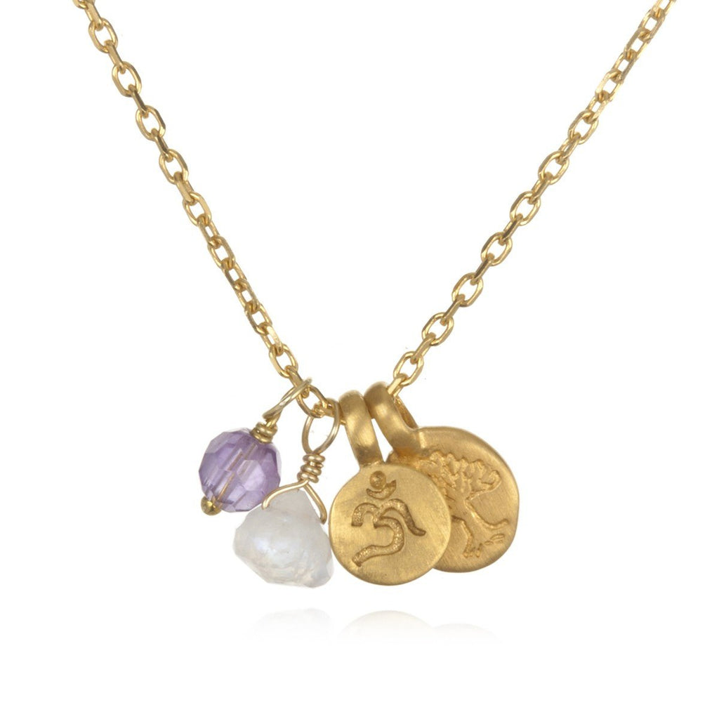 Intention Necklace NG900-26-L16B