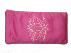 Eye Pillow Pink Lotus Lt Pink