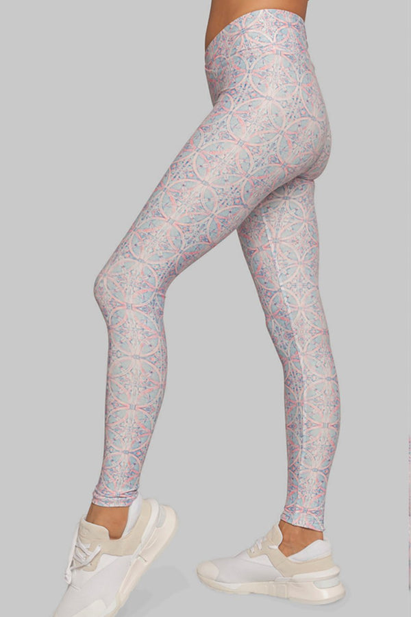 Riviera Recycled Plastic Leggings Wolven