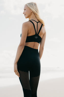 Seamless Space Leggings