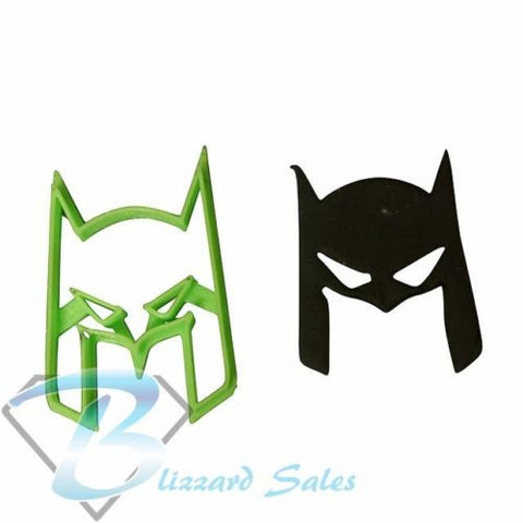 Batman Mask Cookie Fondant Cutter