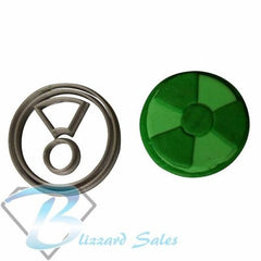 Hulk Logo Cookie Fondant Cutter 5cm 7cm 10cm Set Birthday Cake Decorating
