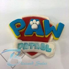 Cake Toppers Paw Patrol Face  Rubble Fondant Cookie Cutter 5cm 7cm 10cm Cake Home & Garden