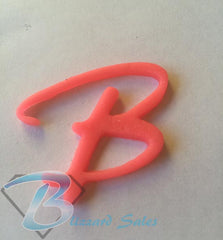 Barbie Letter B Logo Cookie Fondant Cutter