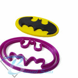 Example of Batman DC Comics Superhero Cookie Fondant Cutter Blizzard Sales
