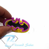 How to make Batman DC Comics Superhero Cookie Fondant Cutter Blizzard Sales