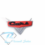 Disney Cars Logo Cookie Fondant Cutter 5cm 7cm 10cm Set