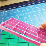 Building Brick Rectangle Cookie Fondant Cutter