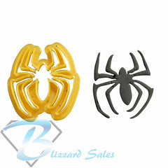 Spiderman Spider #2 Cookie Fondant Cutter 5cm 7cm 10cm Set Cake Decorating Tools