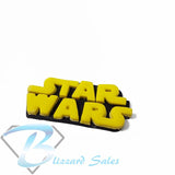 Star Wars Logo Cookie Fondant Cutter 5cm 7cm 10cm Set Birthday Cake Decorating