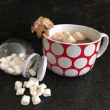 Gingerbread House Mug Topper Cookie Cutter