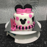 Mickey Mouse Ears Cookie Fondant Cutter