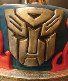 Transformers Logo Cookie Fondant Cutter
