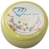 Edible Fluro Petal Dusts - Premium Quality Edible Shimmer Powders 5gram