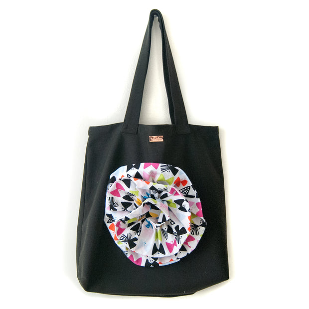 SUSTAINABLE TOTE ROSE