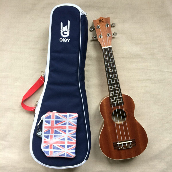 Ukulele with GiGY® Bag Combo Sets