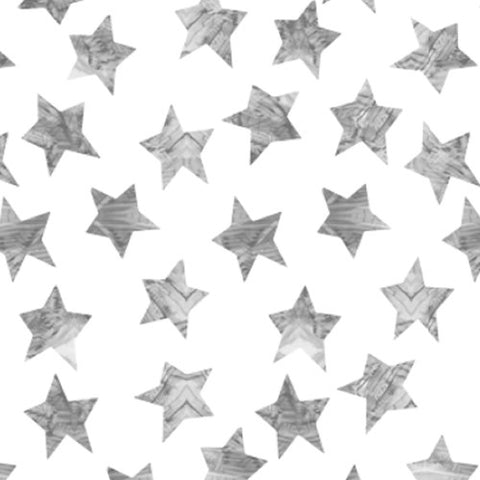Mini Pote Watercolor Stars