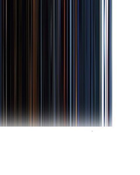 A Nightmare on Elm Street - Movie Barcode