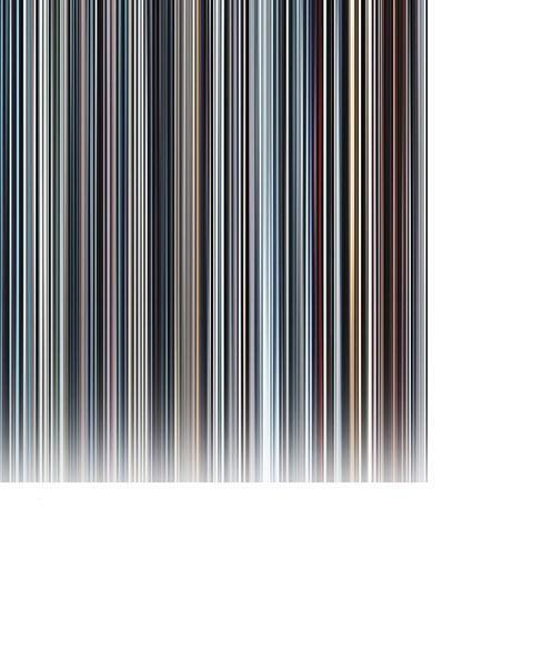 Rogue One - Movie Barcode