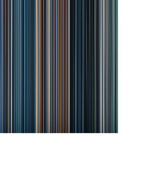 Aliens - Movie Barcode
