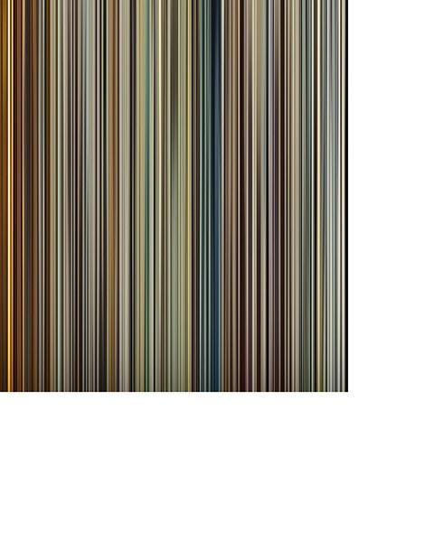 American Hustle - Movie Barcode