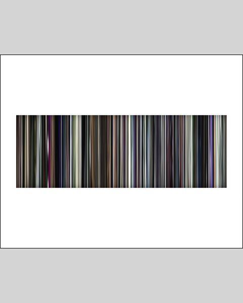 Amy - Movie Barcode