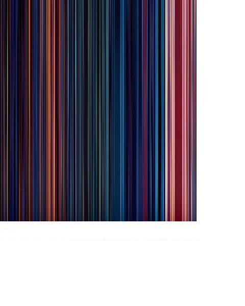 Beauty and the Beast - Movie Barcode