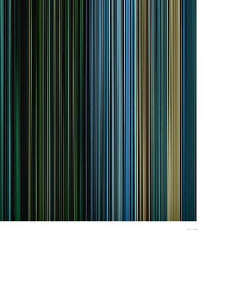 Black Hawk Down - Movie Barcode