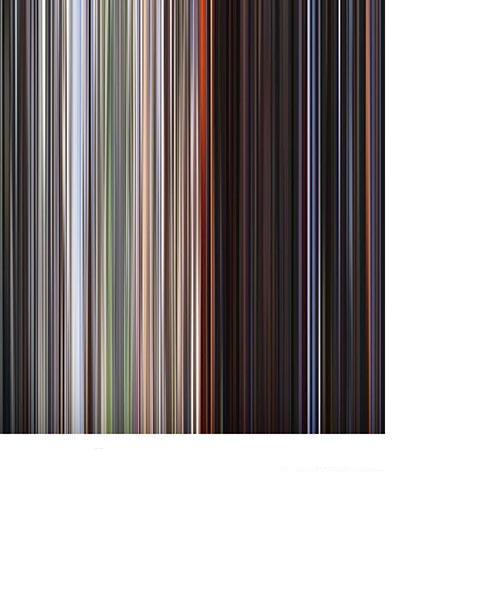 E.T. The Extra Terrestrial - Movie Barcode