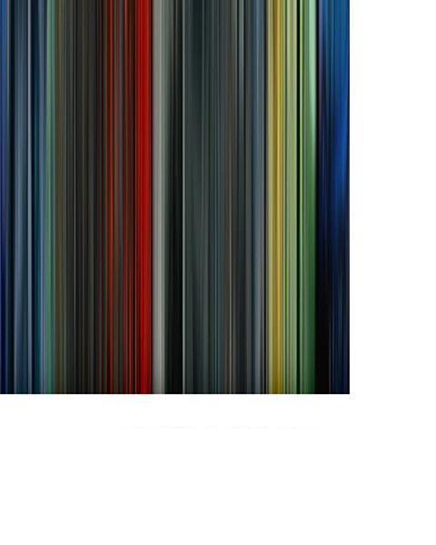 Fantasia 2000 - Movie Barcode